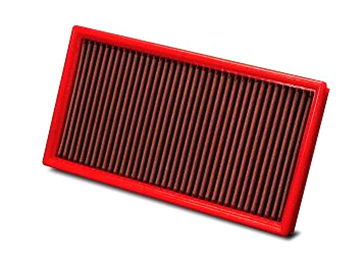 Replacement air filter for automobiles