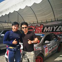 Miyagi Motorsport Racing Team in Buriram